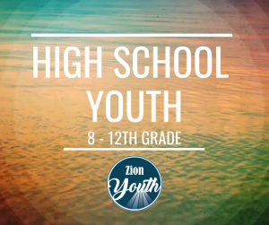 HS Youth info
